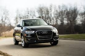 audi q3 dashboard 2015 audi q3 2 0t quattro review
