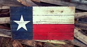 Texas Flag Pledge Texas Flag Wood Texas Flag Rustic Texas Flag Texas Decor