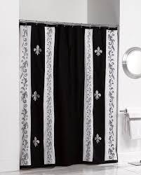 Fleur De Lis Bathroom Decor by Elegant Modern Bathroom Decor With Fleur De Lis Scrolls Shower