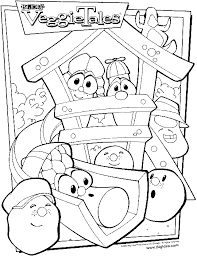 coloring pages stunning veggie tales coloring pages fancy design