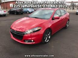2023 dodge dart used dodge dart for sale in mayfield ky 42066 bestride com