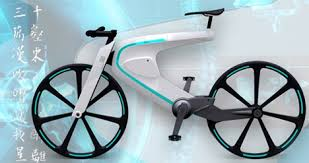 Light Bicycle One Seriously Tight Light Bike Yanko Design