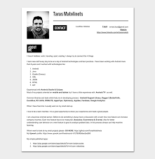 resume format exles documentation of android android developer resume template 21 for senior junior