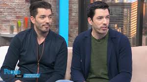 how old are the property brothers drew and jonathan scott on