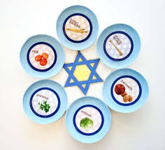 passover seder supplies 15 diy passover seder plates your kids will to make huffpost