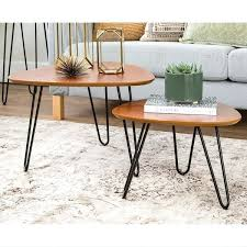 pottery barn nesting tables wood nesting tables medium size of coffee nesting coffee table and