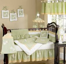Frog Nursery Decor Green Baby Bedding Set Dragonfly Dreams By Jojo Only 91 99
