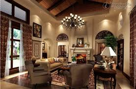 Endearing  Living Room Decorating Ideas American Style - American living room design