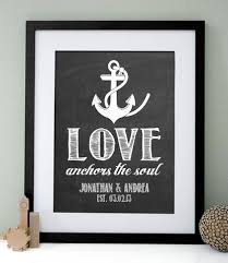 Love Anchors The Soulnautical Anchor - love anchors the soul print hypolita com home decor prints