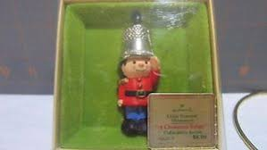 1979 hallmark qx1319 thimble 2nd ornament ebay