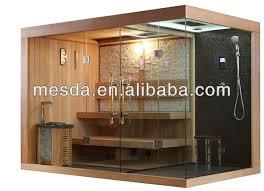 new design sauna steam room steam shower sauna three in one room