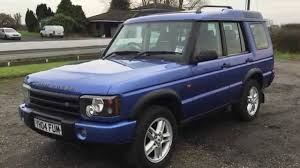 used land rover discovery landrover discovery 2 td5 2 5 turbo diesel 2004 4wd for sale youtube