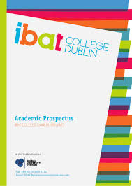 ibat college dublin international prospectus may 2014