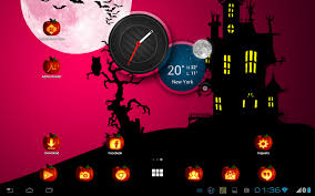 halloween pumpkins icon pack android apps on google play