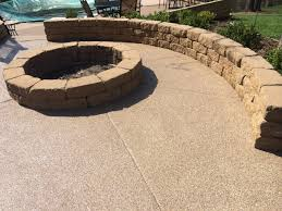 Concrete Patio Resurfacing Products by Concrete Resurfacing Epoxy Flooring Peoria Bloomington Il