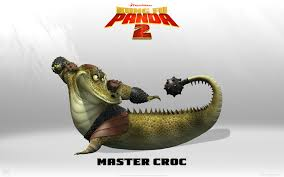 master croc kung fu panda 2 movie desktop wallpaper