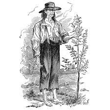 the real fueled history of johnny appleseed food wine