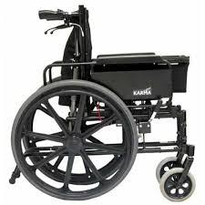 ultra light reclining wheelchair