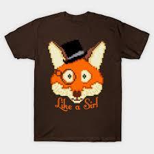 Internet Meme List - like a sir pixel fox internet meme t shirt the shirt list