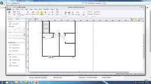how to draw a basement plan youtube