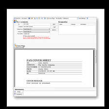 how to send a fax with efax messenger efax
