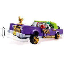 jurassic park car lego the lego batman movie the joker notorious lowrider the movie