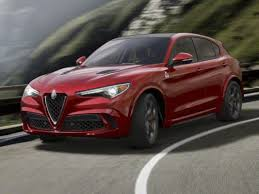 alfa romeo rolls out its first suv