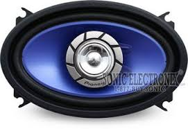 pioneer 4x6 pioneer ts g4640r tsg4640r 4 x 6 2 way speakers