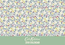cath kidston the 2018 wall calendar littlemore flowers ebay