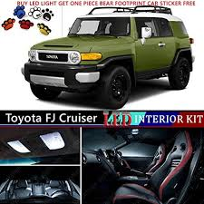 2014 Toyota Fj Cruiser Interior Fj Cruiser Interior Accessories Amazon Com