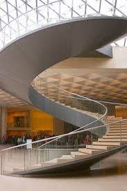 Spiral Stair Handrail This White Sculptural Spiral Staircase Entices You Upstairs In