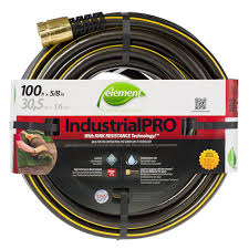 element industrialpro 5 8 in dia x 100 ft lead free garden hose