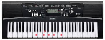 piano keyboard with light up keys yamaha ez 220 light up home keyboard yamaha music london