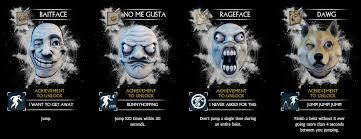 Payday 2 Meme - payday 2 jump animation 4 meme masks itzdarkvoid