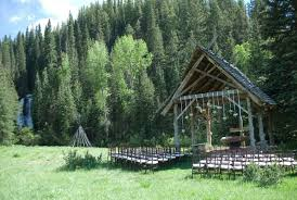 cheap wedding venues in colorado rustic mountain wedding in colorado inside weddings
