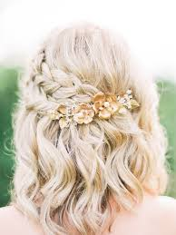 wedding hairstyles for hair best 25 bridesmaid hairstyles ideas on