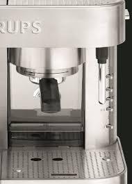 Amazon KRUPS XP6040 Die Cast Pump Espresso Machine and Coffee
