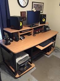 Studio Desk Guitar Center Studio Rta Producer Station Musician U0027s Friend