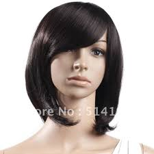 Weaves With Bangs Repin Image Full Head Weave Hairstyles For On