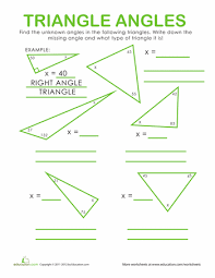 triangle angles triangle angles triangle math and math worksheets