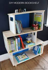 Furniture Plans Bookcase Free by Ana White Build A Dollhouse Wall Shelf Free And Easy Diy