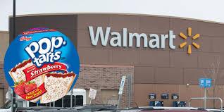 walmart stocks strawberry pop before hurricane foods that