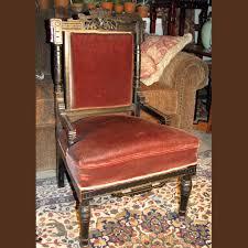 antique ebonized aesthetic eastlake movement side chair from antique ebonized aesthetic eastlake movement side chair
