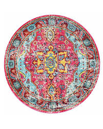 Pier One Round Rugs by 100 5 Round Rug White Shag Rug New Orleans Shag Collection
