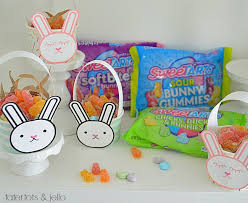 easter bunny baskets mini bunny easter baskets
