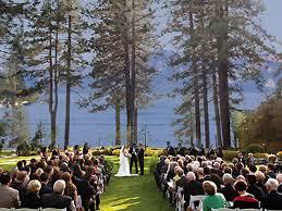 lake tahoe wedding packages hyatt regency lake tahoe resort spa and casino weddings lake