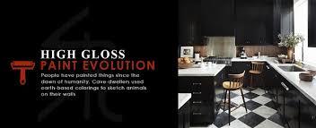 should i use high gloss paint on kitchen cabinets benefits of high gloss paint when to use high gloss paint