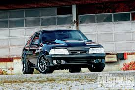 5 0 mustang and fast fords 1993 ford mustang evolution fox photo image gallery