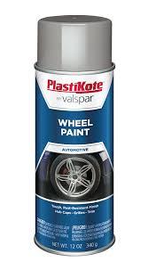 amazon com plastikote 620 semi gloss black wheel paint 12 oz