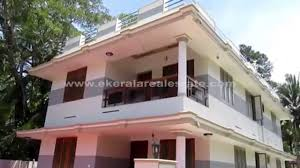 new house for sale at maruthoorkadavu kalady trivandrum youtube
